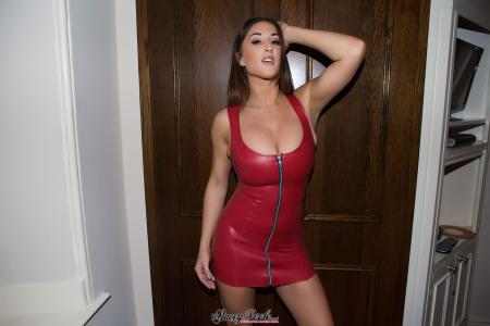 Stacey Poole - Red Latex