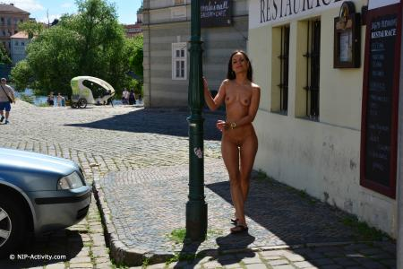 Kari - Series 1 - Gallery 2 - Location Prague