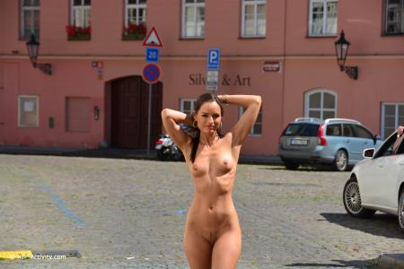 Kari - Series 1 - Gallery 2 - Location Prague