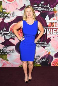 Alison Sweeney  Hallmark Channel AllStar Party 33