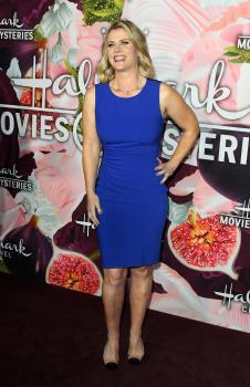 Alison Sweeney  Hallmark Channel AllStar Party 34