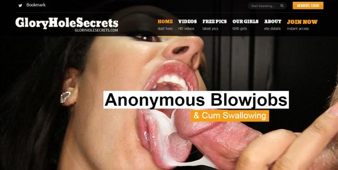 GloryHoleSecrets - SiteRip (Updated March 2017)