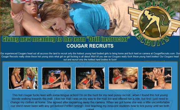 CougarRecruits - SiteRip