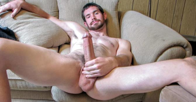 SNT – Hairy Jock Hunter Jerks Off – Hunter