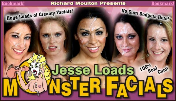JesseLoadsMonsterFacials - SiteRip (Updated Dec 2017)