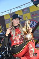 Leah Pritchett - NHRA Top Fuel Driver, 2017 (7)