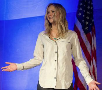 Jennifer Lawrence  Unrig the System Summit 2