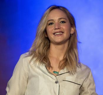 Jennifer Lawrence  Unrig the System Summit 3