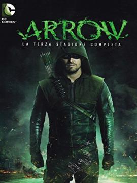 Arrow - Stagione 3 (2014) 5xDVD9 COPIA 1:1 ITA-ENG-FRE-ESP
